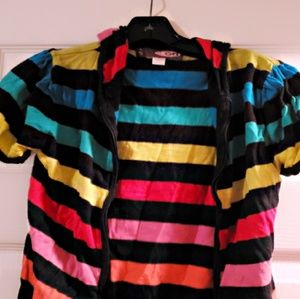 liv one Sweaters - Cute rainbow color